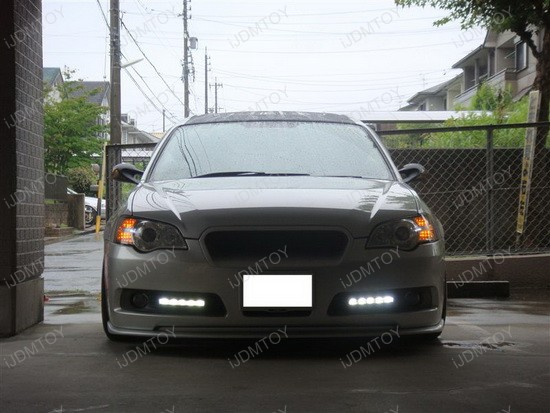Subaru - Legacy - LED - daytime - running - lights - 1
